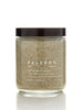 tea tree and grapefruit scented body scrub for a detoxifying  salt scrub
