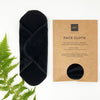 Black Bamboo Wash Cloth - Dandelion Post