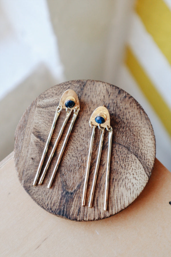 Pod Earrings - Dandelion Post