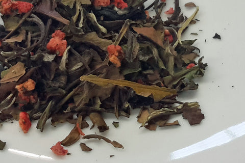 Strawberries and Cream - CFT (Chá Fine Teas)
