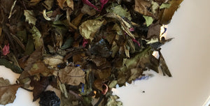 Blueberry Pomegranate - CFT (Chá Fine Teas)