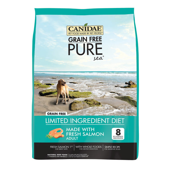 Canidae - Grain Free Pure Sea with Fresh Salmon