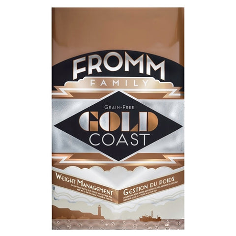 Fromm Gold Coast Weight Management (Grain Free)