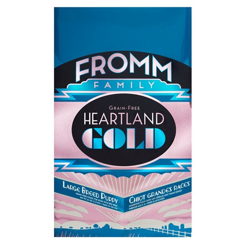 Fromm Heartland Gold Large Breed Puppy (Grain Free)