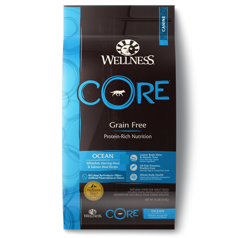 Wellness CORE Grain Free - Ocean Formula