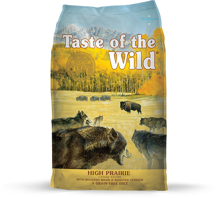 Taste of the Wild - High Prairie Canine Recipe (with Bison & Roasted Venison)