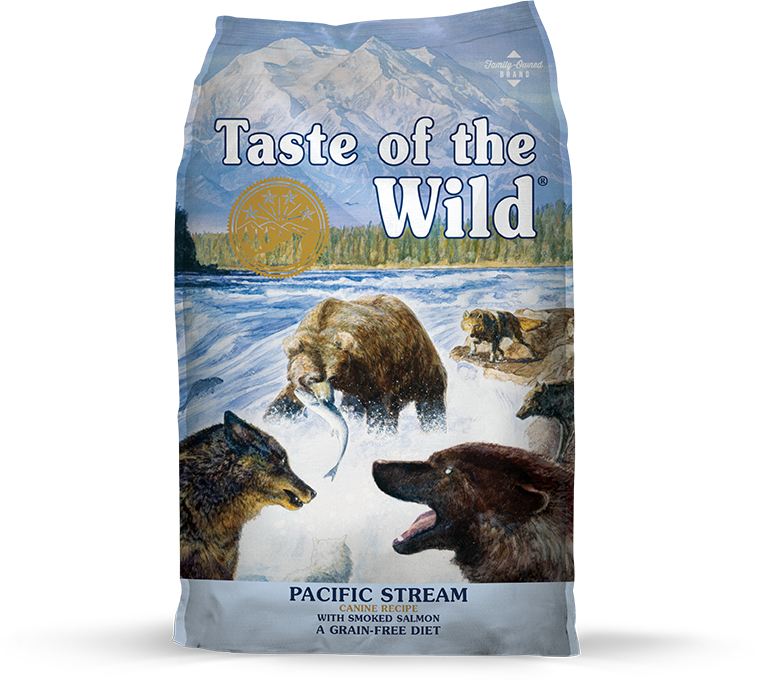 Taste of the Wild - Pacific Stream Canine Recipe (with Smoked Salmon)