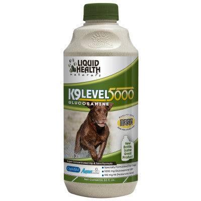 Liquid Health - K9 Level 5000 Concentrated Glucosamine