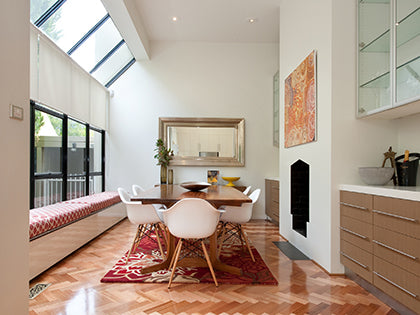 South Yarra Residence Dining Room 1