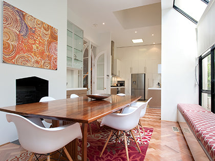 South Yarra Residence Dining Room 2