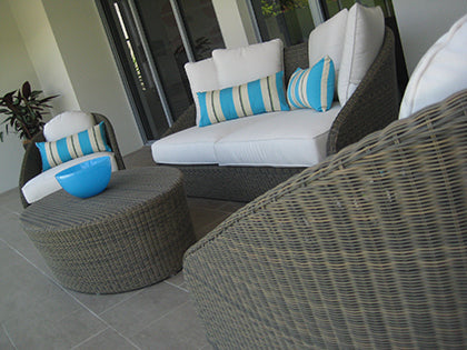Whitehaven Outdoor Living Area