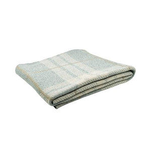 Benson Plaid Throw - 130cmx150cm