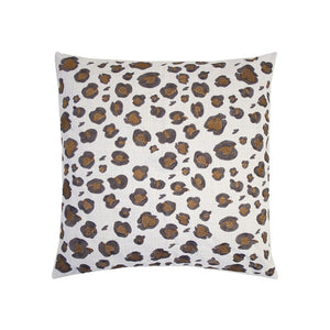 Savanna Cushion- Stone - 45 x 45cm
