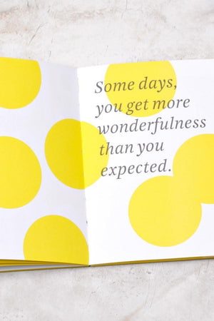 Happy Thoughts Gift Book