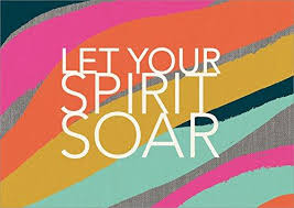 Let your Spirit Soar Gift Book