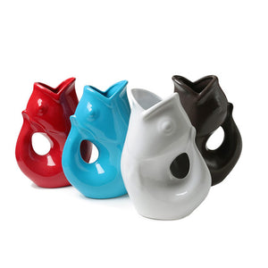 Gurgle Jug - Red