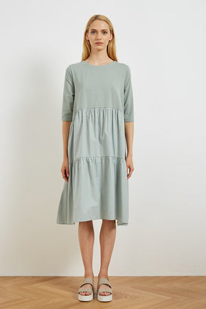 Harper Dress Sea Green
