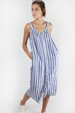 Summer Day Striped Dress
