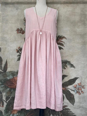 Lumella Dress - Moroc Rose