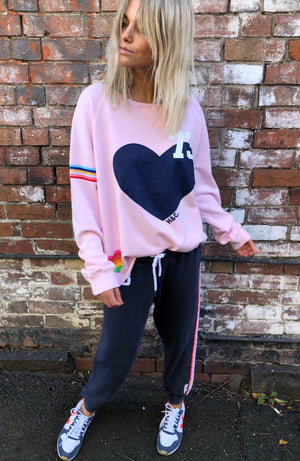 Hammill & Co - Pink Vintage 73 Sweat
