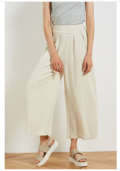 Tirelli Resort Pant - White