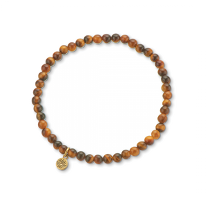Tiger's Eye Healing Gem Bracelet