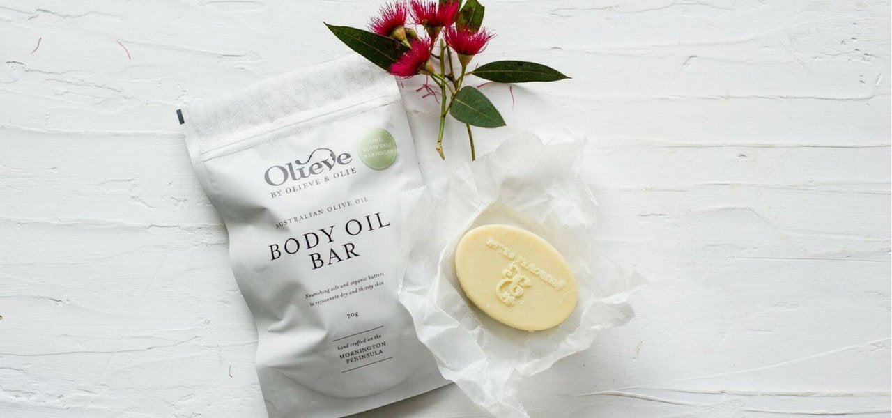 OLIEVE AND OLIE OLIVE OIL SOAPS