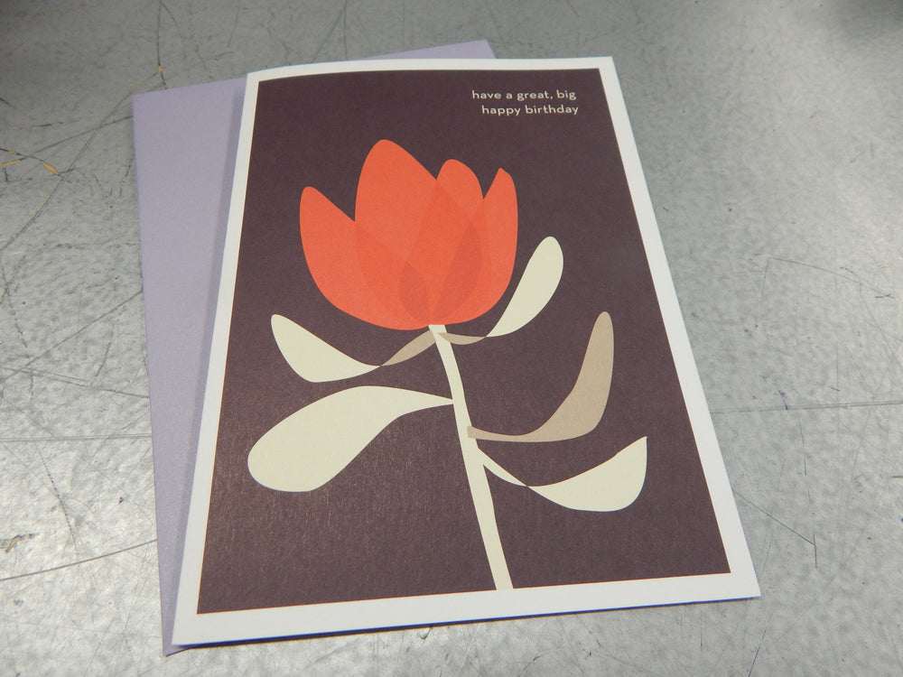 Madison Park Greeting Card