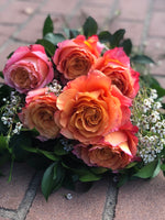 Classic Rose Dozen - Mar's Color Choice