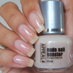 NAIL BOOSTER, NUDE
