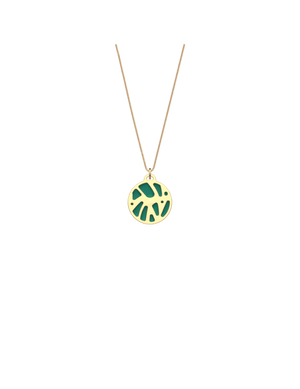LES GEORGETTES BY ALTESSE Perroquet Gold Necklace