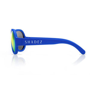 SHADEZ Kids Sunglasses Classics Blue Junior: 3-7 years