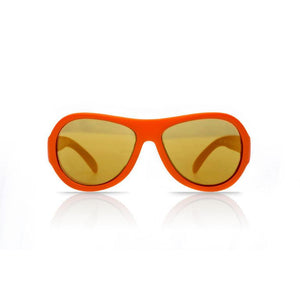 SHADEZ Kids Sunglasses Classics Orange Junior: 3-7 years