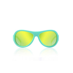 SHADEZ Kids Sunglasses Classics Turquoise Junior: 3-7 years