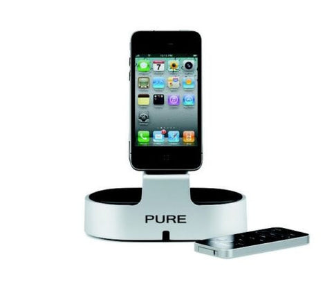 Pure i20 Dock, Radio Or Amplifier Add On Best Value & Great Sound
