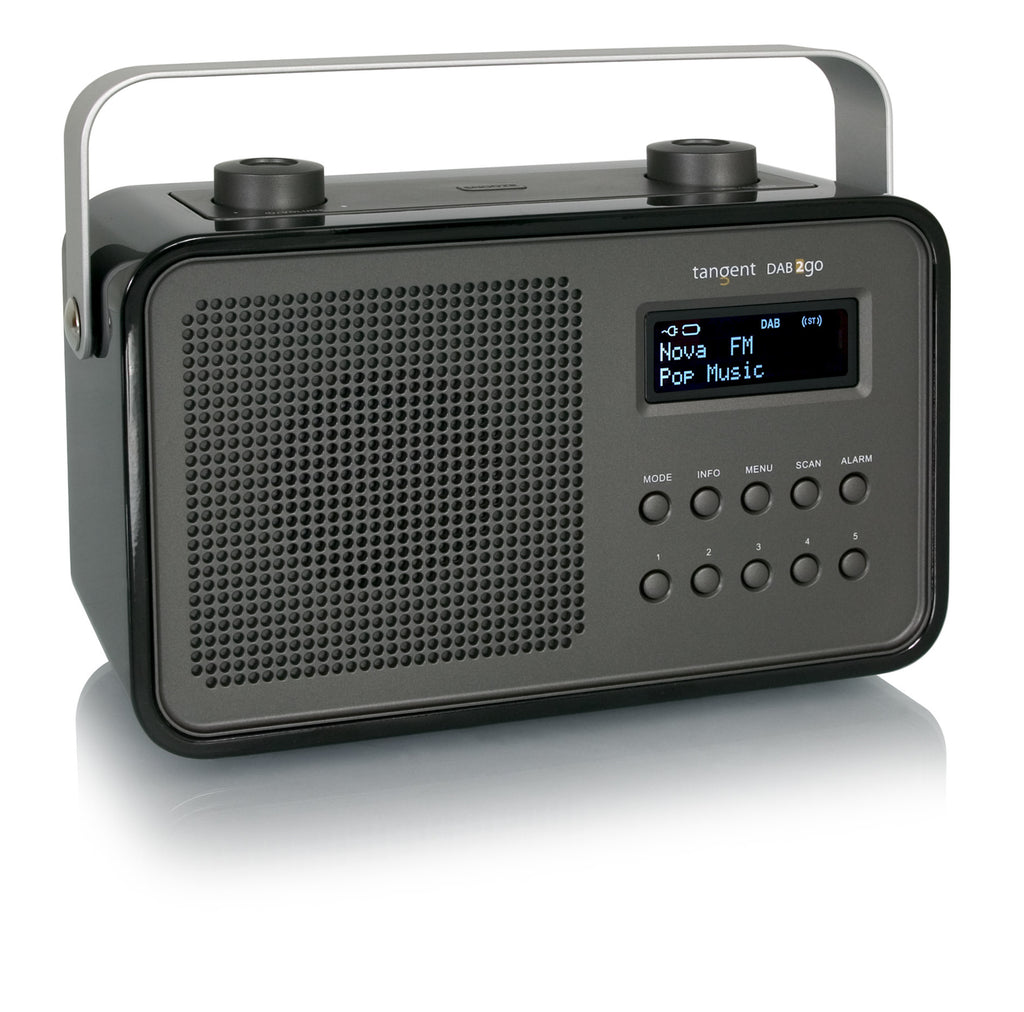 tangent dab 2go digital radio trevor lees audio. Black Bedroom Furniture Sets. Home Design Ideas