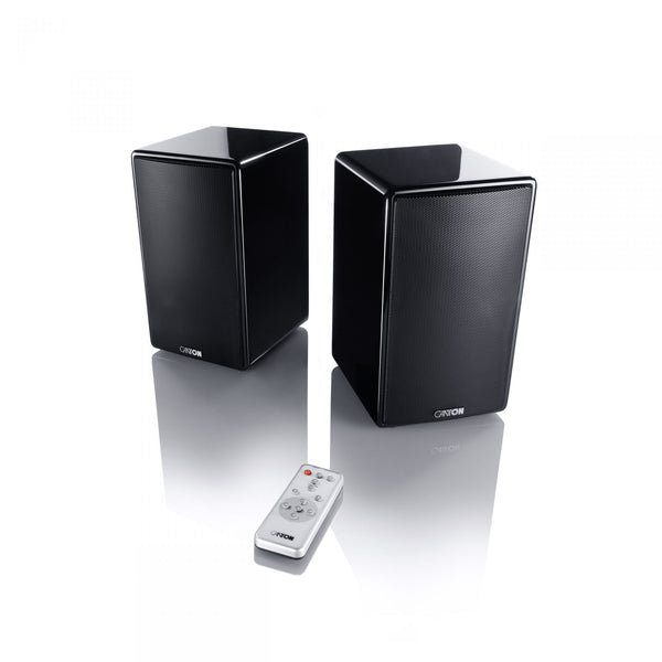 Canton Your Duo Wireless Active Bookshelf Speaker With