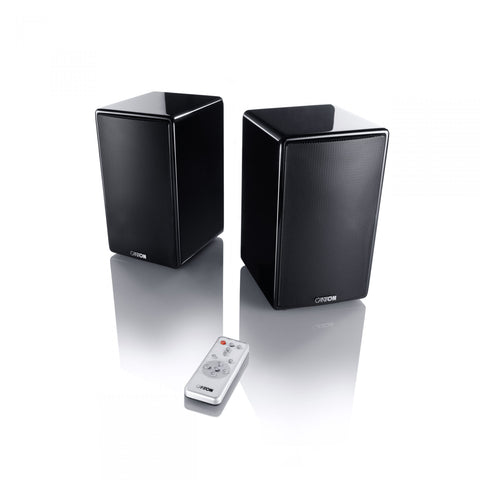 Canton Your_Duo Wireless Active Bookshelf Speaker with transmitter your stick included