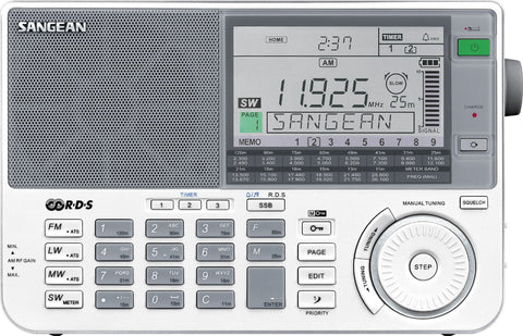 Sangean ATS-909x World Receiver Radio