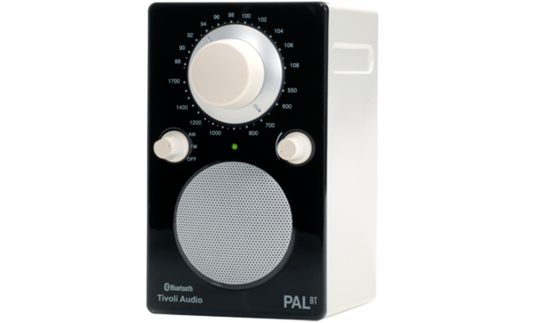 Tivoli PAL BT Analogue Radio with Bluetooth