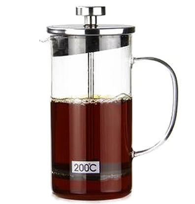 Heat-Proof Glass French Press