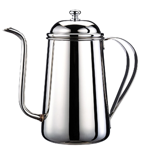 Stainless Steel Drip Pot