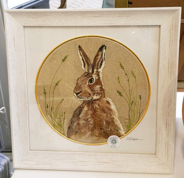 Framed Print By Katie Essam