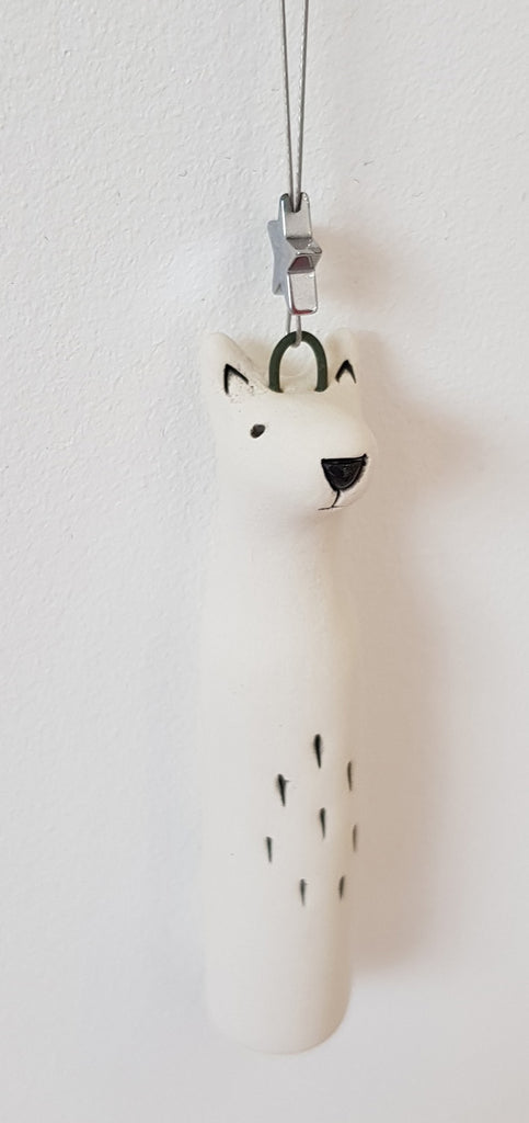 Handmade Ceramic Decoration by Jo Lucksted S48JL81