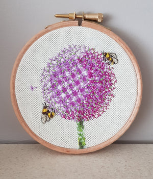 Original Embroidery By Jo Sinclair S170JS23