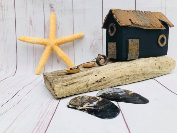 Handmade Driftwood Sculpture By Shed Load Of Krafts S171BM10