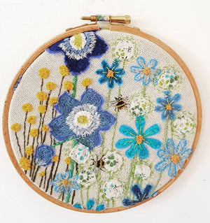 Original Embroidery By Jo Sinclair S170JS008