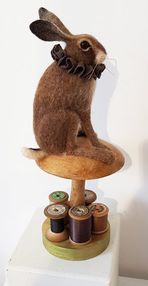 Needle Felt Sculpture By Alison Cremona S203AC10