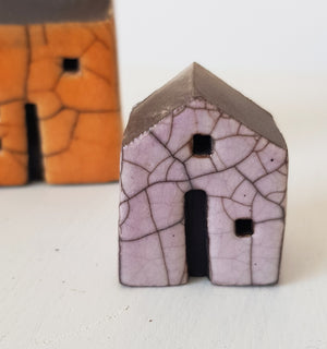 Raku Ceramic House by Andy Urwin S154AD30