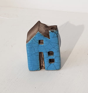 Raku Ceramic House by Andy Urwin S154AU32